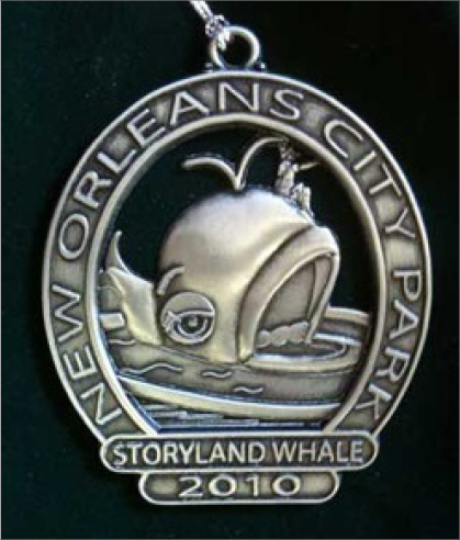 Storyland Ornament